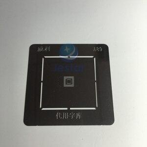 Image 2 - 1 زوج/الوحدة 1 قطعة eMMC ذاكرة فلاش ناند مع البرامج الثابتة لسامسونج N5110 مع 1 قطعة بغا rebيعادل reball الاستنسل
