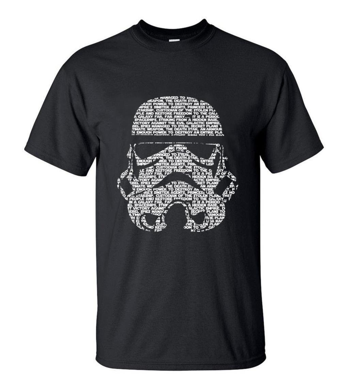 Men 2016 Summer Fashion star wars Yoda/Darth Vader Unique Mas