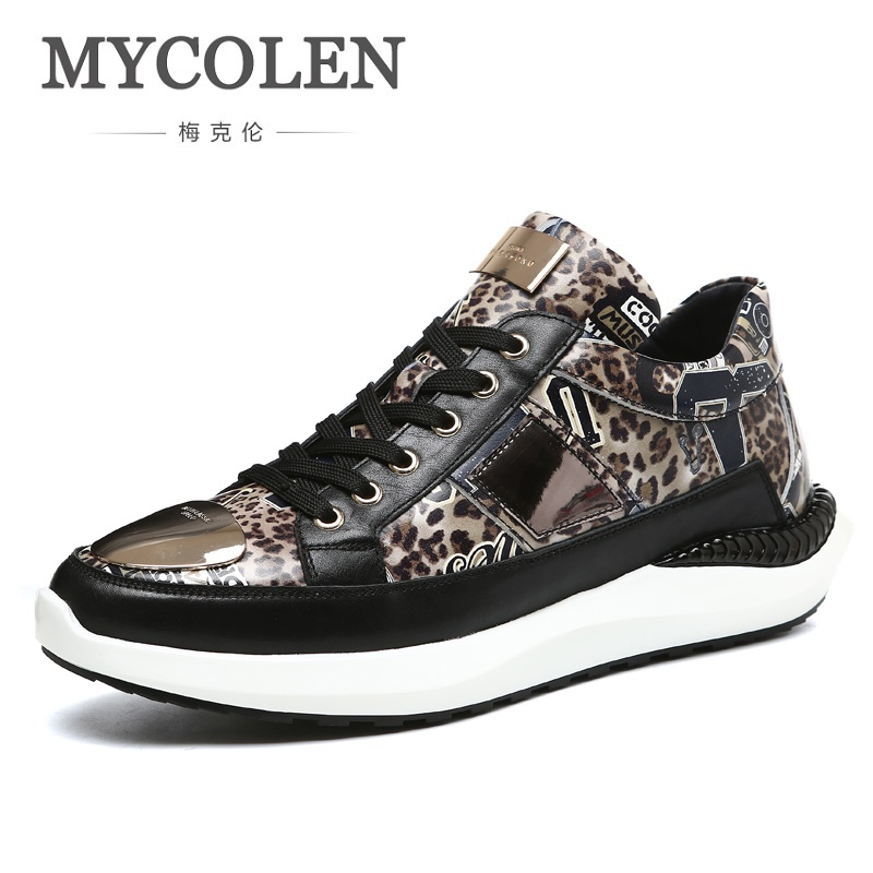 MYCOLEN 2018 New Summer Breathable Men Casual Shoes Slip On Male Fashion Footwear Height Increasing Sneakers Sepatu Casual Pria mycolen 2018 new summer breathable men casual shoes slip on male fashion footwear height increasing sneakers sepatu casual pria