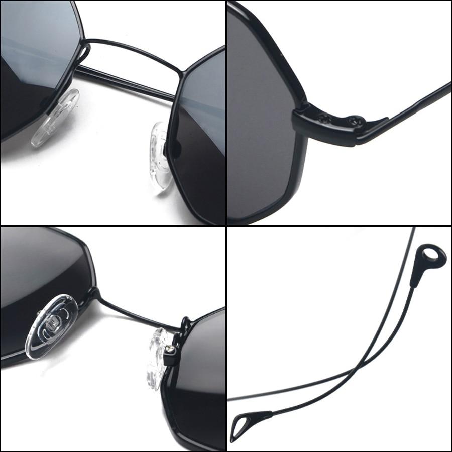 BANSTONE 2017 Luxus Marke Sonnenbrille Der Frauen Gold Frame Square ...