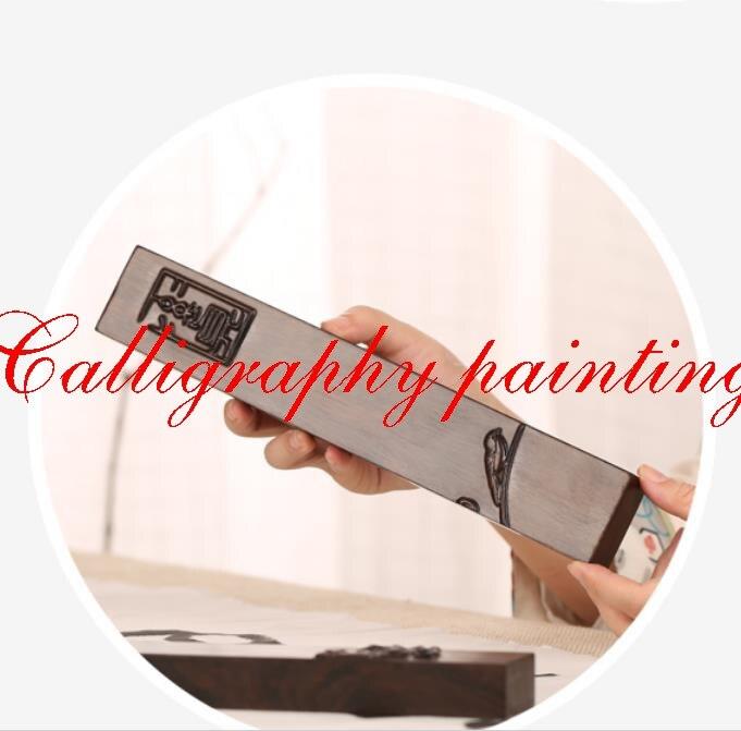 Material de Pintura para Pintura Arte Padauk 1 Par Personalizado