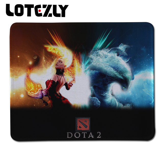 Aliexpress com : Buy Navi Dota 2 Computer Notebook Mouse Pad Stitched Edge  Mousepads Decorate Your Desk Non Skid Rubber Gaming Mat from Reliable