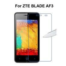 ZTE Blade AF3 Tempered Glass 2.5D Premium Screen Protector Film For Xiaomi Redmi Note 3 3S 4 Pro 4X 4A Mi4C Mi5C With Clean Kits