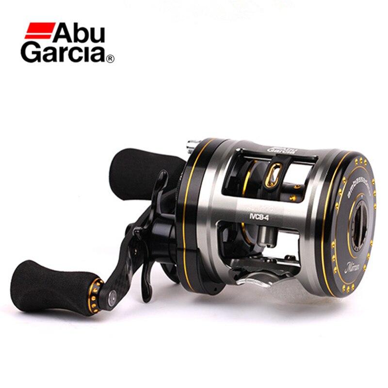 Abu Garcia MORRUM ZX Fishing Wheel 10BB+1RB 6.3:1 5KG Baitcasting Reel Saltwater Freshwater for Snakehead pesca Fishing Reel цены онлайн