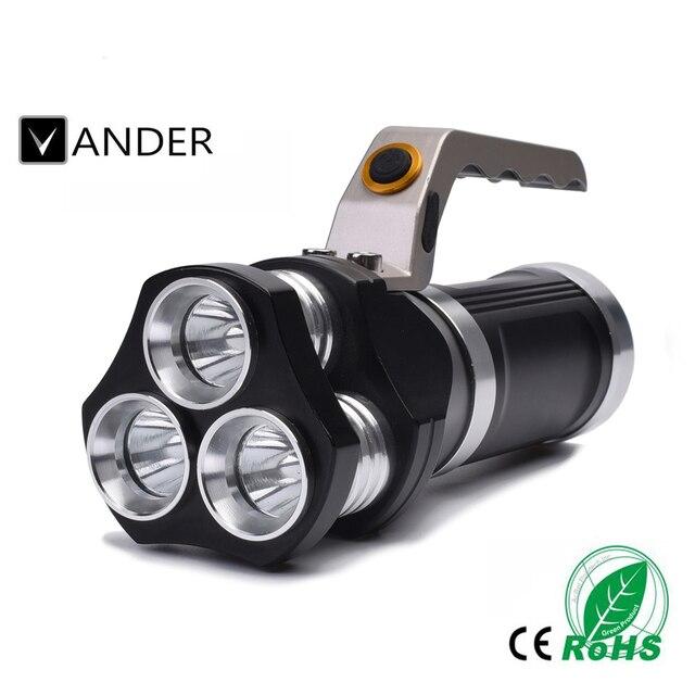 2017 nouveau design super lumineux lanterne lampe de chasseur
