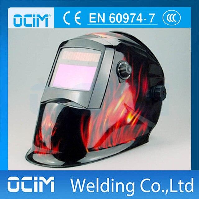 Solar Auto-Darkening Welding Helmet  -TFM871124