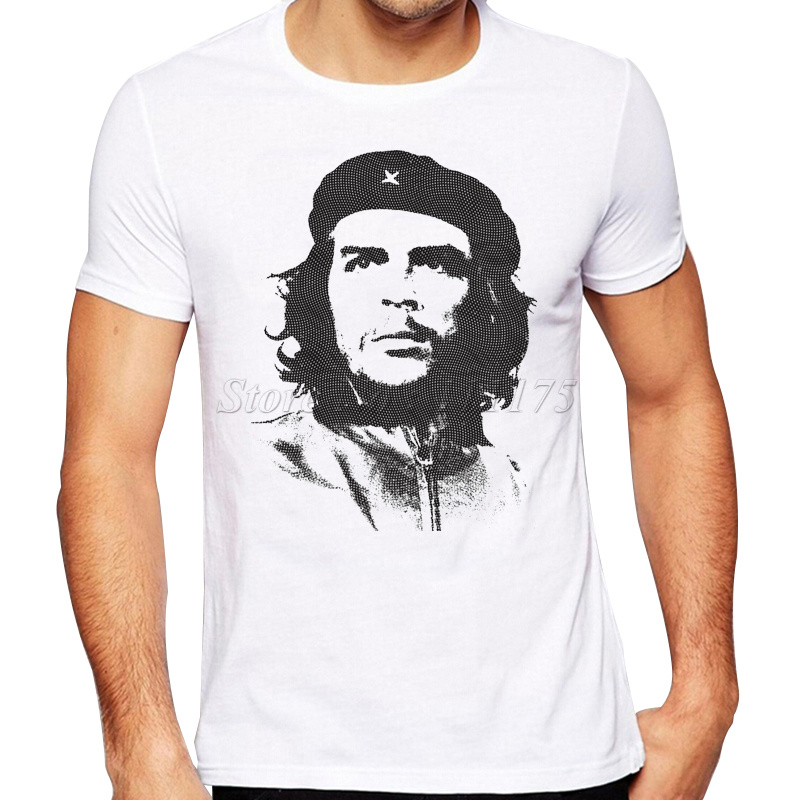 Coole K Che 2016 newest summer fashion che guevara printed t shirt 39 s cool design high quality tops