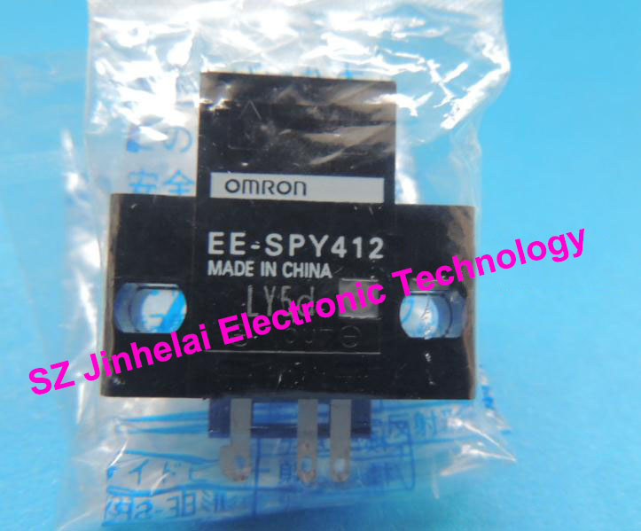 EE-SPY411, EE-SPY412  New original OMRON  Micro photoelectric switch [zob] new original omron omron photoelectric switch e3s at11 2m e3r 5e4 2m