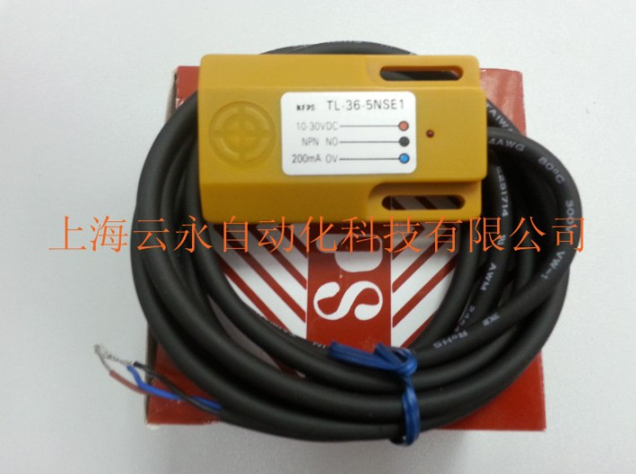 NEW  ORIGINAL TL-36-5NSE1  Taiwan kai fang KFPS twice from proximity switch