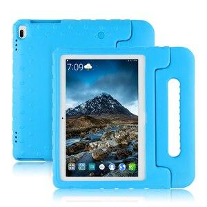 """Image 1 - Child Tablet Shockproof case For Lenovo Tab 4 10 TB X304L Silicone Cover For Tab4 10 TB X304 TB X304F TB X304N 10.1"""" EVA Case"""