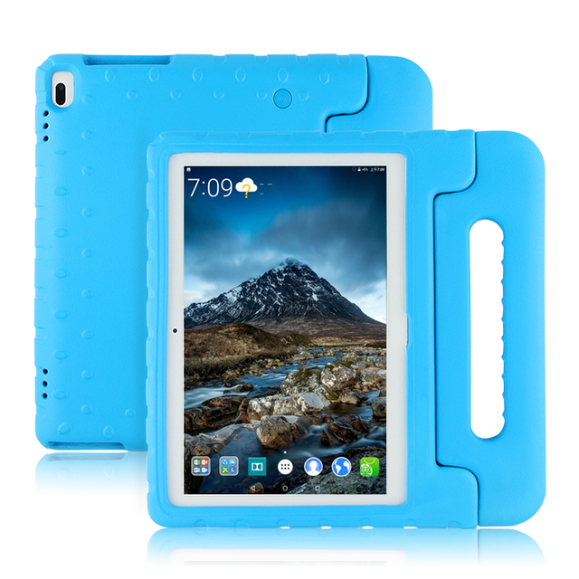 "Child Tablet Shockproof case For Lenovo Tab 4 10 TB X304L Silicone Cover For Tab4 10 TB X304 TB X304F TB X304N 10.1"" EVA Case"