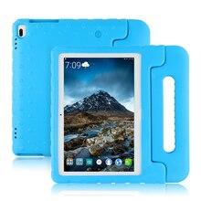 """Kind Tablet Shockproof case Voor Lenovo Tab 4 10 TB X304L Siliconen Cover Voor Tab4 10 TB X304 TB X304F TB X304N 10.1"""" EVA Case"""