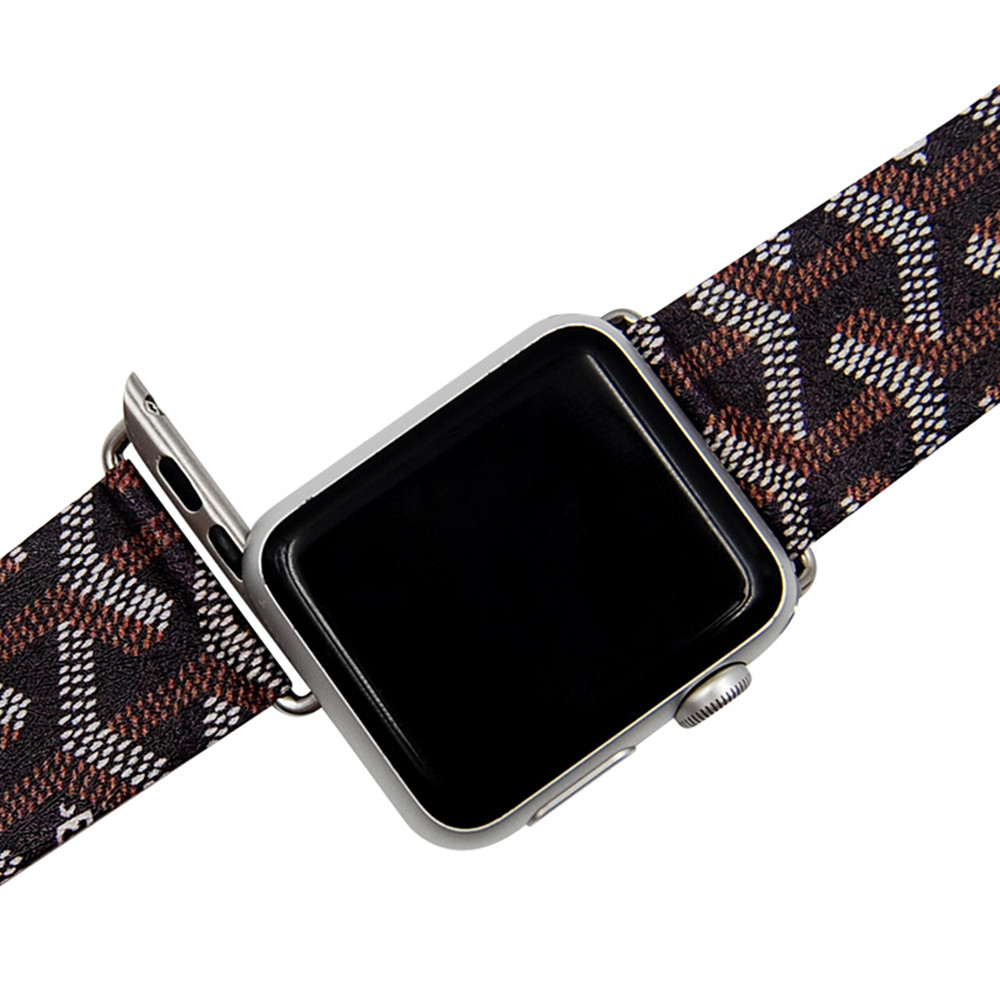 CRESTED Genuine leather strap For Apple watch band 42mm/38mm iwatch 3/2/1 classic wrist belt bracelet Crazy Horse watchband crested crazy horse strap for apple watch band 42mm 38mm iwatch series 3 2 1 leather straps wrist bands watchband bracelet belt