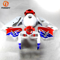 POSSBAY 4Styles Motorcycle Fairing Kit Bodywork Kit ABS Plastic Fit for Honda CBR600RR 2005 2006 05 06 Motorcycle Accessories