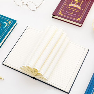 """Image 3 - """"Magic Spells ver2"""" Hard Cover Big Diary Vintage Beautiful Journal Business Study Notebook Stationery Gift"""