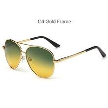 08e4da3cc6 Oulylan Polarized Sunglasses Men Day Night Vision Driving Glasses Goggles  Women Yellow Green Lens Anti-