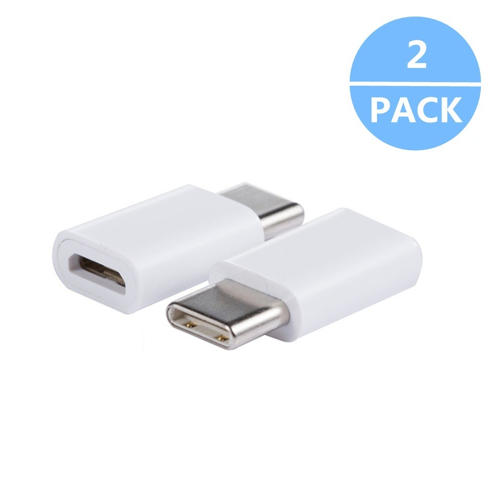 Mobile Phone Adapters Mobile Phone Accessories Fast Deliver 2pcs Type-c Usb C To Micro Android Converter Charging Adapter For Sony Xa1 Xa2 Xz Xz1 Xz2 Xz3 Ultar Compact Plus Premium L1 L2