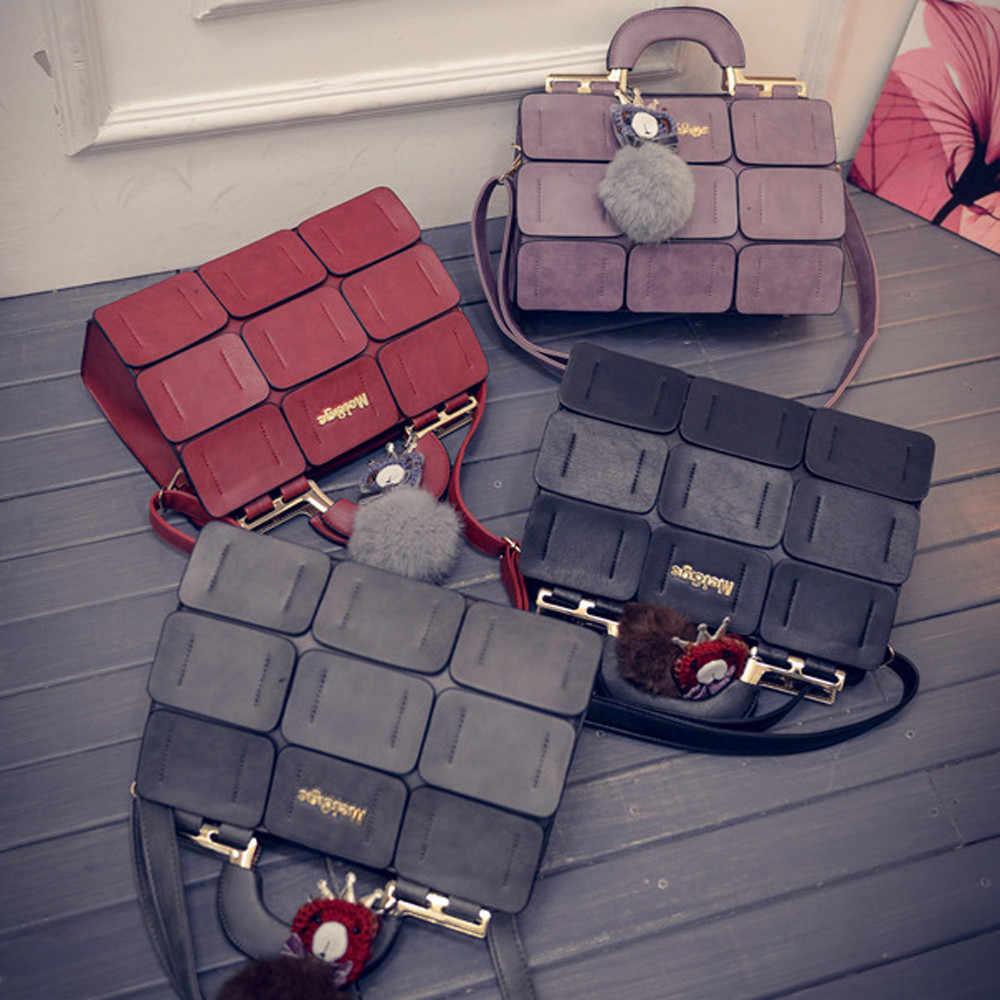Aelicy 2019 moda kadın desen deri Crossbody omuzdan askili çanta bayanlar yüksek kaliteli lüks çanta cep telefonu çanta tasarımcısı