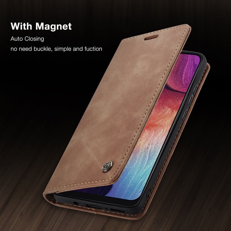 Cases For Xiaomi Mi 9 9T Pro Redmi K20 Cover Case Luxury Magnetic Flip Matte Wallet Leather Phone Bag For Xiomi Mi9 K20pro Coque