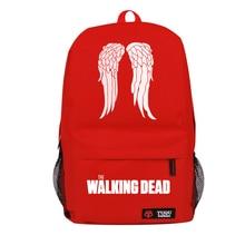 The Walking Dead Daryl Wings Backpack