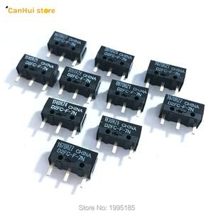 Image 5 - 5 PZ/LOTTO Nuovo Autentico OMRON interruttore Del Mouse Micro Interruttore D2FC F 7N Pulsante Del Mouse Sfregamento D2FC E 7N D2FC