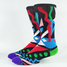 Мужские носки для скейтеров, американский размер L(9-12), европейский размер 42-45