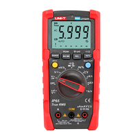 UNI T UT191E UT191T Digital Multimeter Waterproof Dustproof and Shatterproof Universal Watch