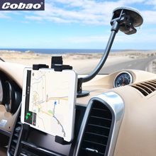 Cobao universal mobile phone holder stand flexible accessories car mount holder