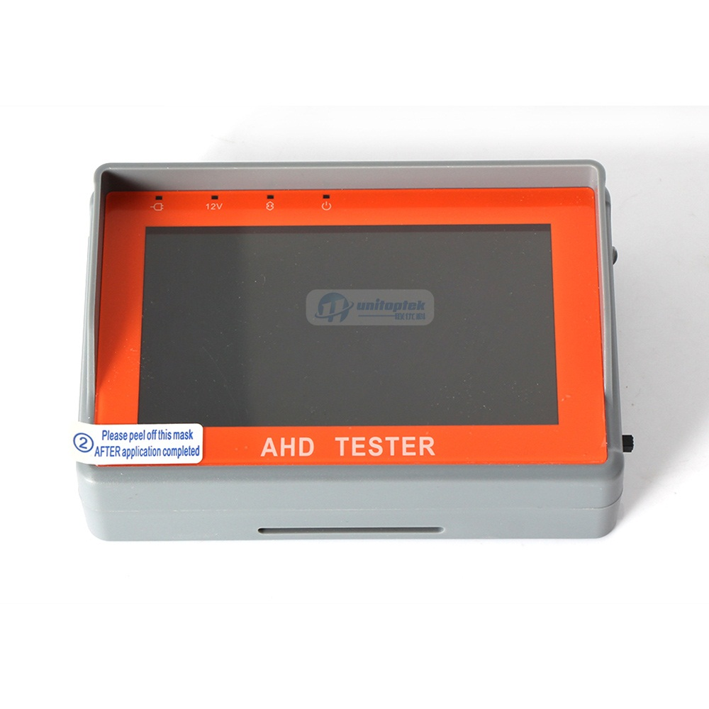1080P 2MP HD AHD Camera Tester With 4.3 Inch LCD Monitor Analog CCTV Camera Testing UTP Cable Video Audio Test Security Tester