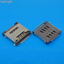 JCD 10pcs/lot Dual SIM Card Slot Holder