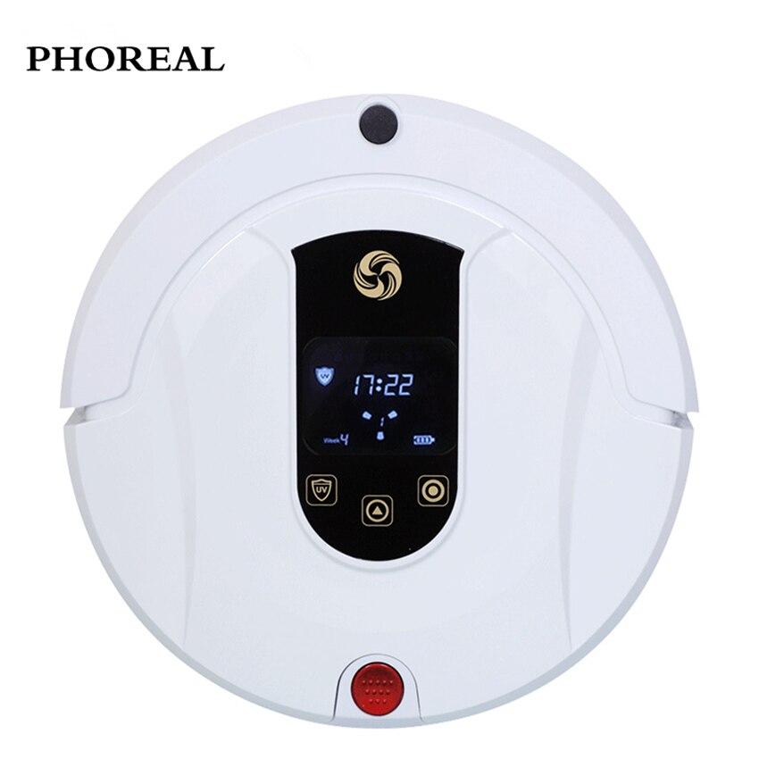 PHOREAL FR-802 robot aspirateur 1200 pa aspiration Prévues Type aspirateur recharge Automatique robot aspirateur pour la maison
