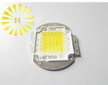 10PCS x 50W White LED 5000-5500LM 45MIL Sanan CHIP High Power Led Bulb