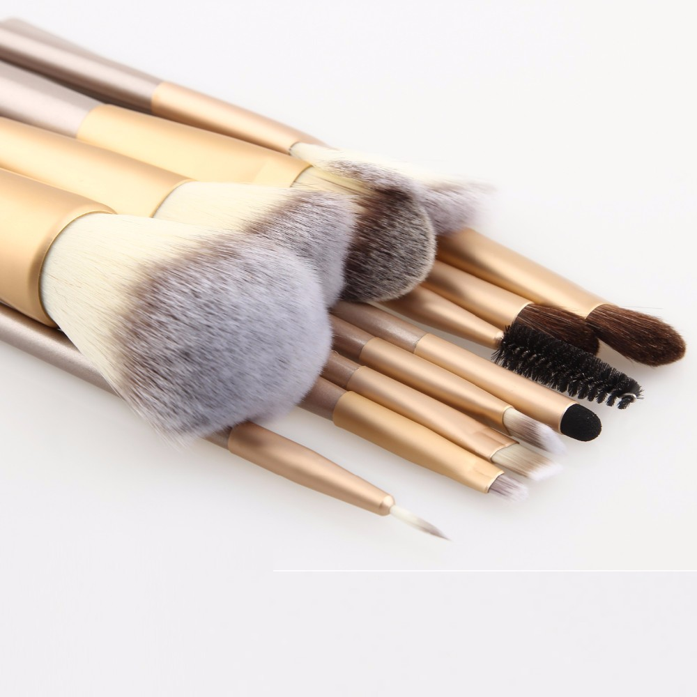 high quality synthetic makeup brushes