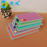 Free Shipping Dry Eraser Magnetic Board With Magnetic Strips Hot Sale Memo Board Message Board