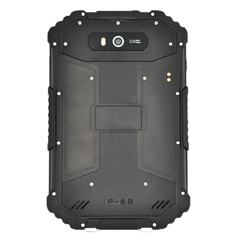 7 inch Android 6.0 13 MP Camera 4G LTE Industrial Rugged Tablet PC ST716