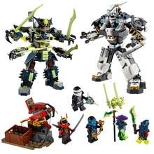 Ninjagoed Marvel Ninja Building Blocks 79121 Action Figure Model Kits Brick Toys Minifigures Compatible Legoe
