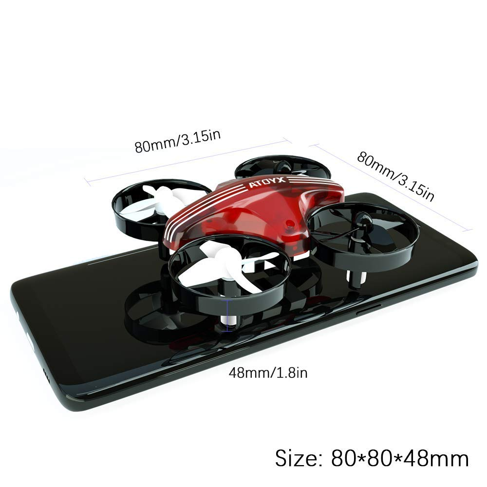Image 2 - Mini Drone Quadrocopter Dron RC Helicopter Quadcopter Altitude Hold Headless Mode Drones 2.4G Remote Control Aircraft Toys-in RC Helicopters from Toys & Hobbies