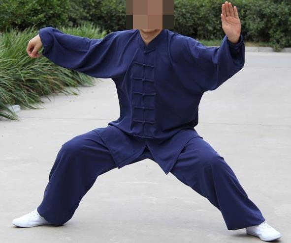 7 色カスタマイズされた太極拳服セットカンフー武道制服服女性 & 男性トップ品質