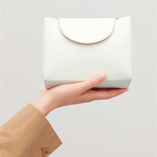 цена на PU Leather Multi-color Geometric Bag Shoulder Bag Women Shoulder Diagonal Bags Totes Luxury Brand Crossbody Bolsas Feminina