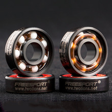 2016 New Arrival 608RS Good Roller Skates Ceramic Ball Inline Skate Bearings Drift Plate Wholesale