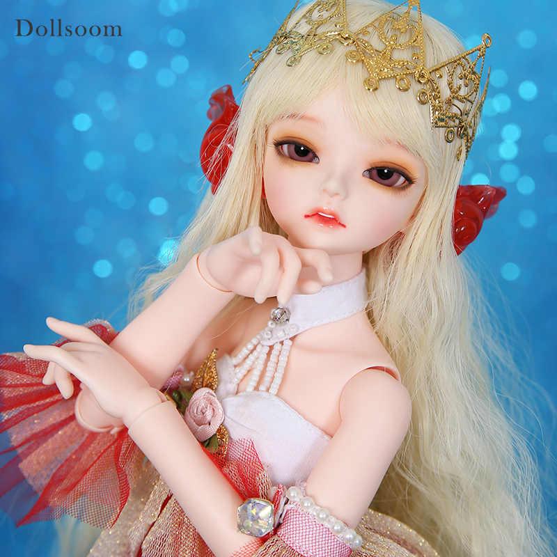 Serin girls 1/4 модель тела модные мини-игрушки сюрприз для маленьких девочек и мальчиков куклы глаза Смола bjd sd кукла FANTANSY ANGEL