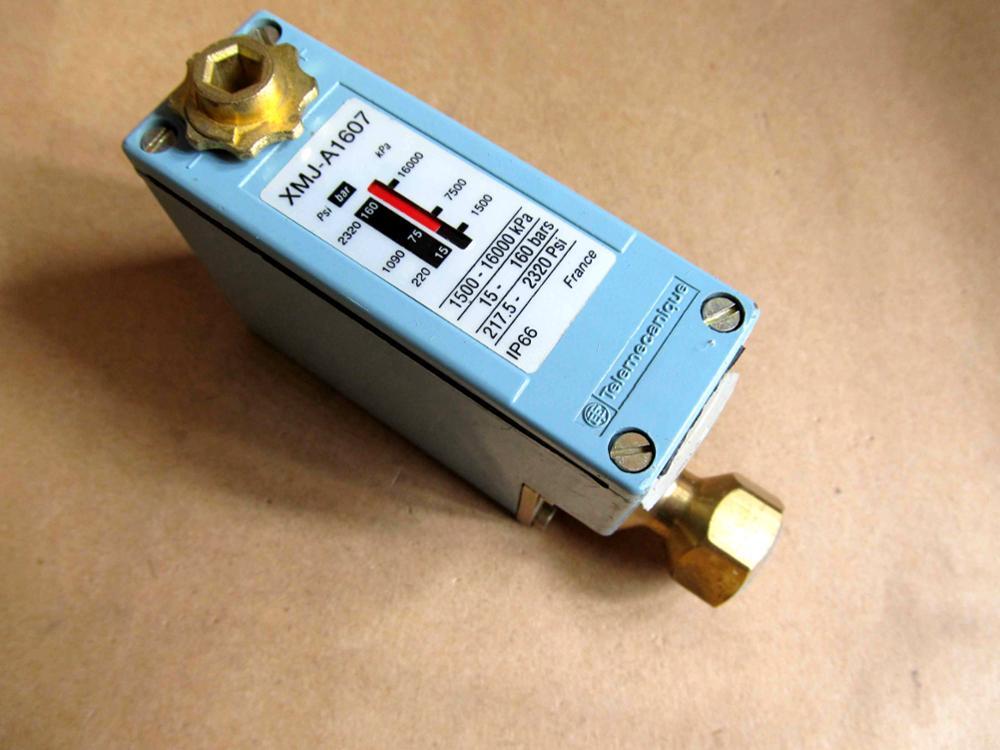 Original import XMJ-A1607 genuine pressure switch pressure controller