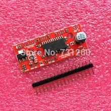10set/lot A3967 EasyDriver Stepper Motor Driver V44 for arduino development board 3D Printer