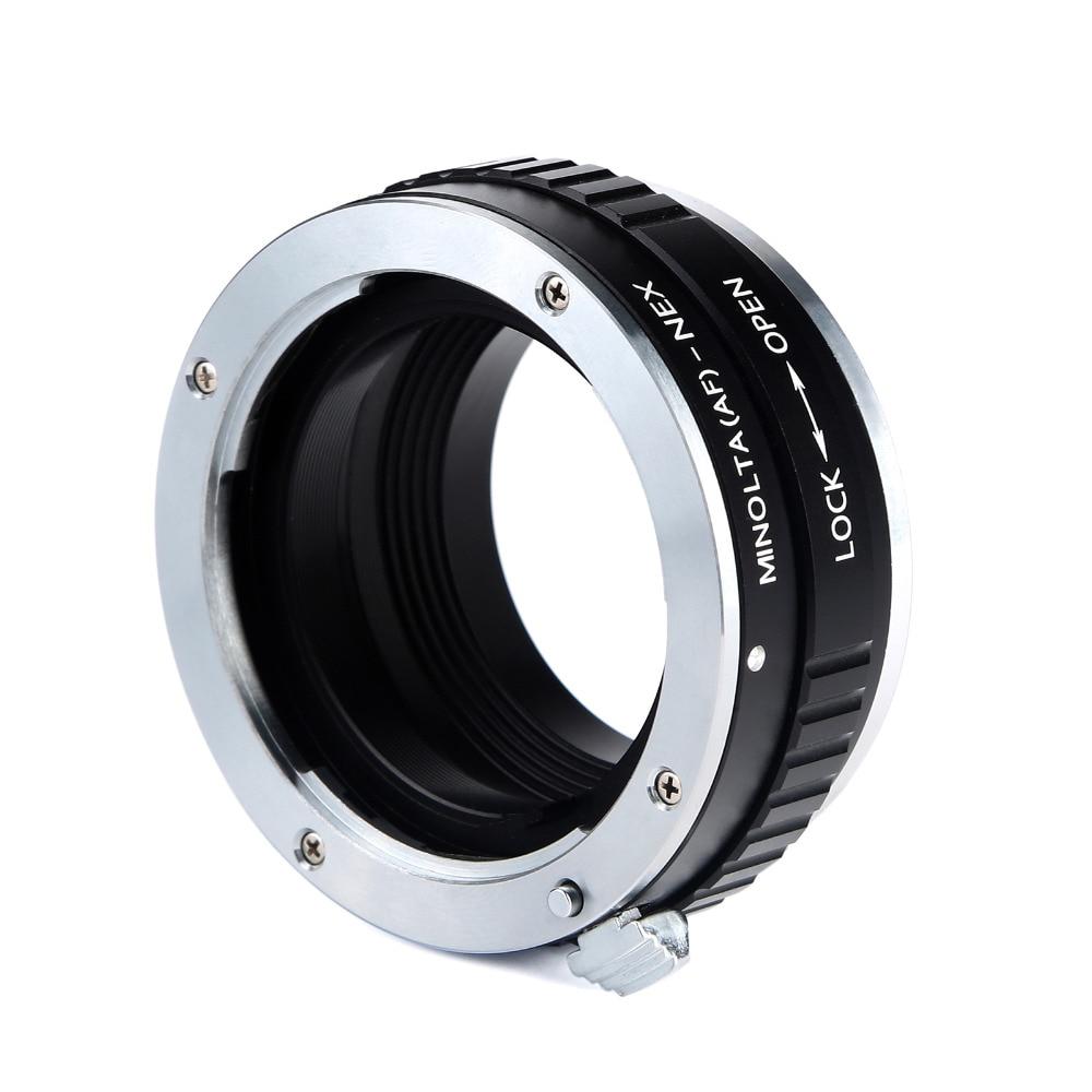 K&F CONCEPT MINOLTA (AF) -NEX Lens üçün Adapter üzüyü Minolta - Kamera və foto - Fotoqrafiya 2