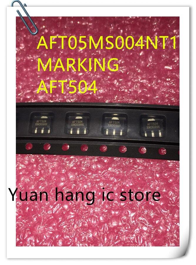 10PCS/LOTS New And Original AFT05MS004NT1 AFT504 AFT05MS004N SOT-89