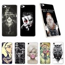 """Tpu silicone macio capa case para meizu u10 5.0 """"/meizu u20 5.5"""" cool fashion u10 u20 tampa traseira casos de telefone tpu macio para meizu"""