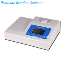 Agricultural Product Pesticide Residue Detector Vegetable And Fruit Edible Oil Acid Value Peroxide Value Detection Equipment hydrogen peroxide detection colorimetric tube 0 02 5 hydrogen peroxide disinfection residue