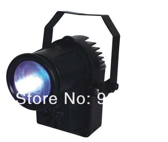 10W White Color Brightness LED Pinspot Light,LED Spot Light,LED Projector,Disco Effect Light mp620 mp622 mp625 projector color wheel mp620 mp622 mp625