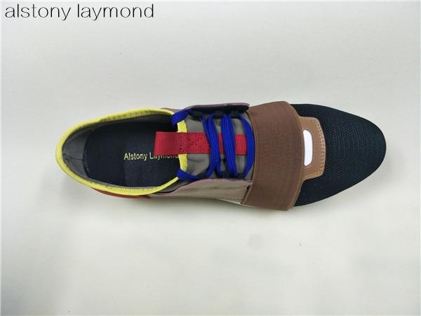 2018 Homme Bonne Qualité Causual Chaussures Casual 1 Automne 2 Printemps Mode Appartements Baskets Respirant gxBaS