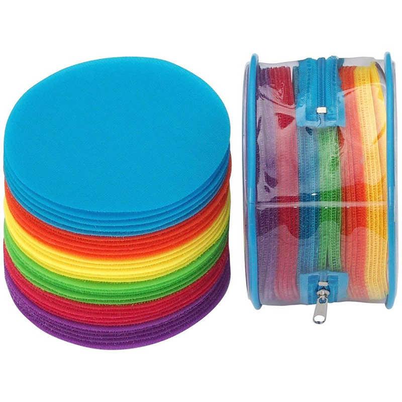 Alfombra de nylon Premium marcador perfecto niños educativos y marcadores de juego alfombra punto marca
